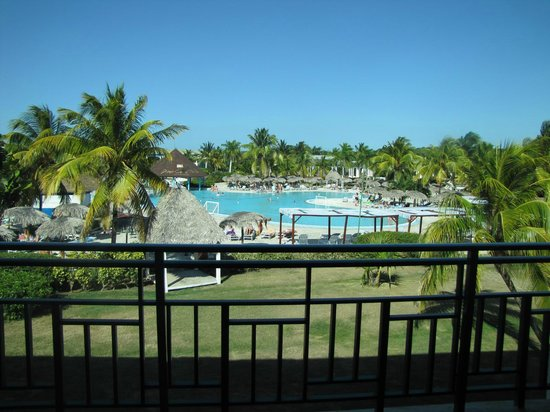 Hotel Playa Costa Verde: Balkonausblick