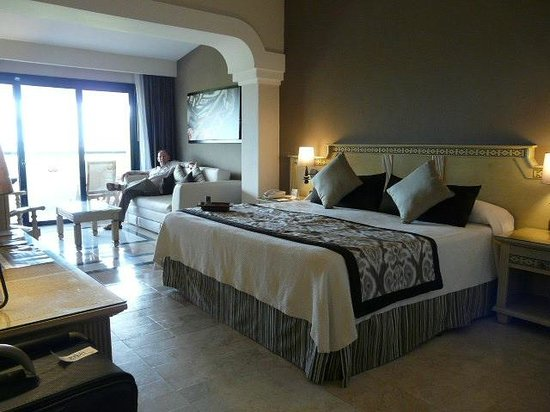 Grand Palladium Kantenah Resort and Spa: our room was perfect