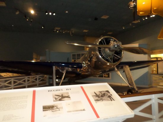 National Air and Space Museum : No me acuerdo