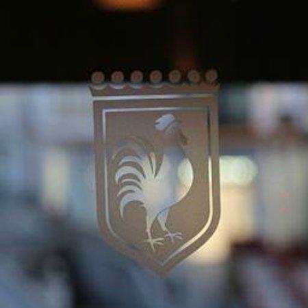 El Gallo Azul: le coq bleu