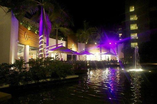Nicksan Nuevo Vallarta : Nice location