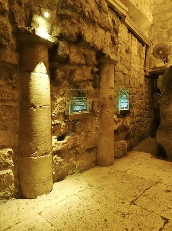 The Western Wall Tunnels: The original Herodian/Roman street
