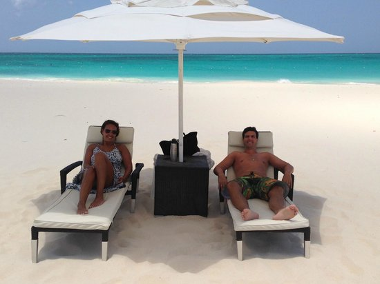 Bucuti & Tara Beach Resort Aruba: Praia do Hotel