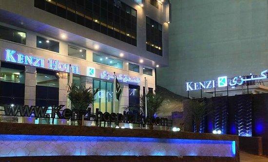 Kenzi Hotel: entrance