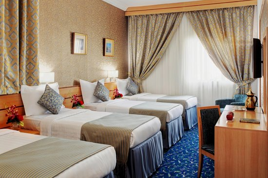 Kenzi Hotel: triple room