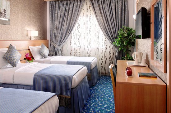 Kenzi Hotel: quad room
