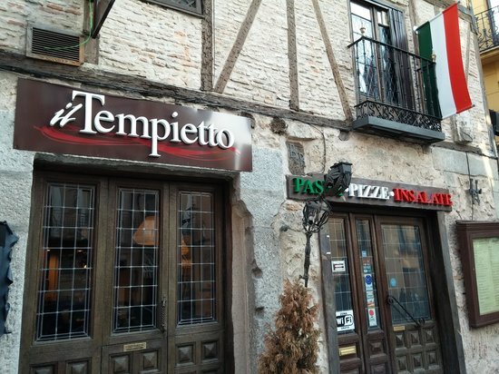 imagen Il Tempietto Ristorante en Segovia