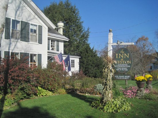 The Inn at Weston, Weston, VT, Oct 1, 2013