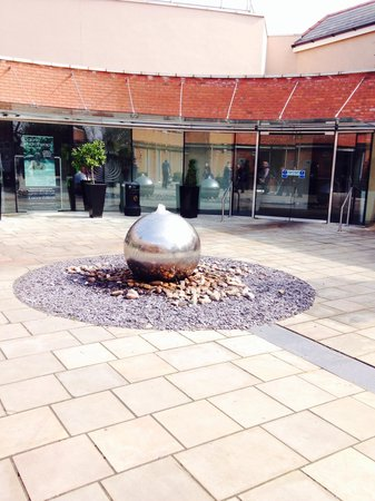 Doubletree by Hilton Chester : Entrance