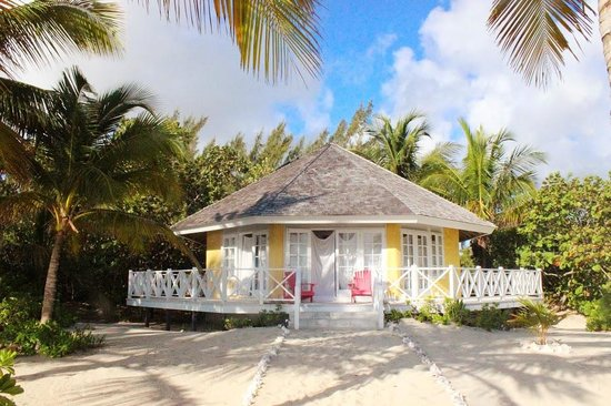 Kamalame Cay: Our villa