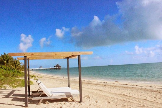 Kamalame Cay: Stunning Beach and spa