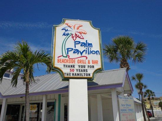 Palm Pavilion Inn: Just celebrated 50th Year Anniversary under the Hamilton family's leadership