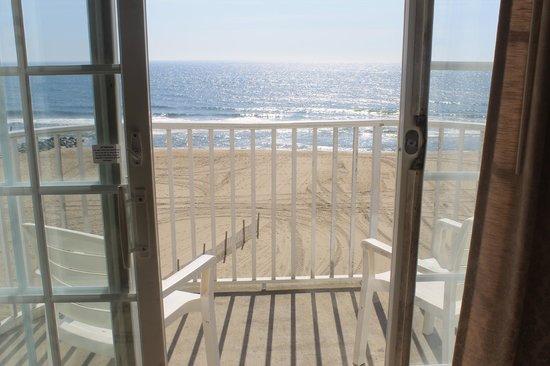 Paradise Plaza Inn: balcony