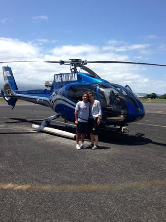 Blue Hawaiian Helicopter  Picture Of Blue Hawaiian Helicopters  Hilo Hilo