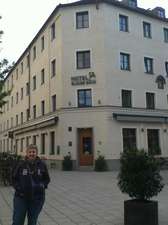 Hotel Blauer Bock : The hotel