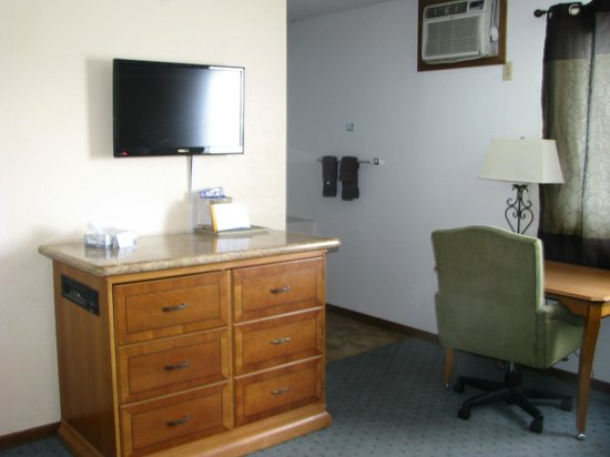 Mountain View Hotel: Double room