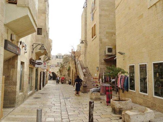 Jüdisches Viertel (Cardo): Jewish quarter