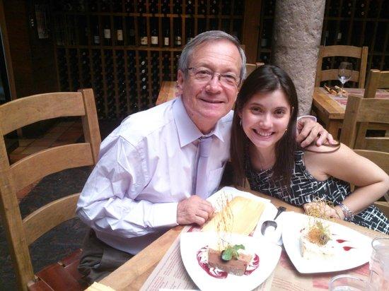 Como Agua Para Chocolate: Mi hija y yo