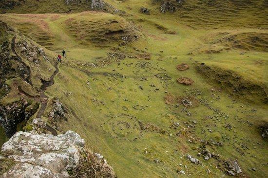 Faerie Glen : From the top of Castle Ewan