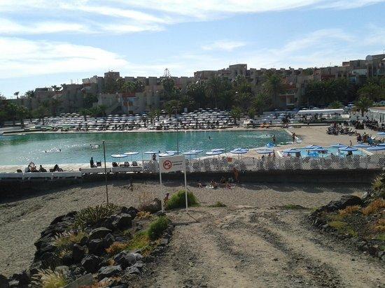 Annapurna Hotel Tenerife: basen