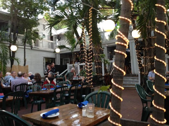 Kelly's Caribbean Bar & Grill : Patio Seating