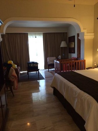 Now Sapphire Riviera Cancun: Room in building 14