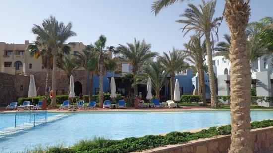Marina Lodge at Port Ghalib : pool area