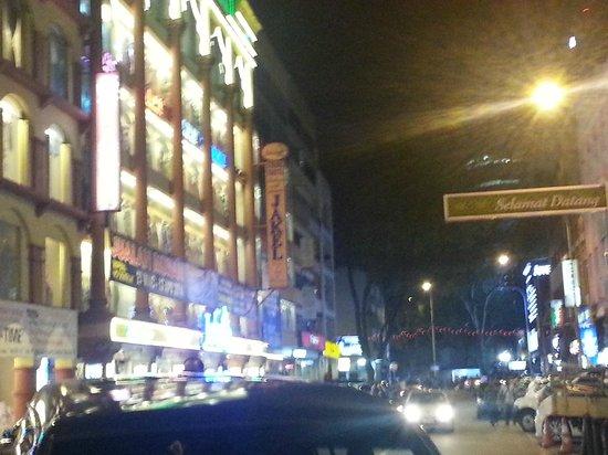 Silka Maytower Kuala Lumpur : OUtside
