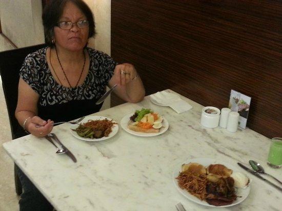 Silka Maytower Kuala Lumpur : Breakfast