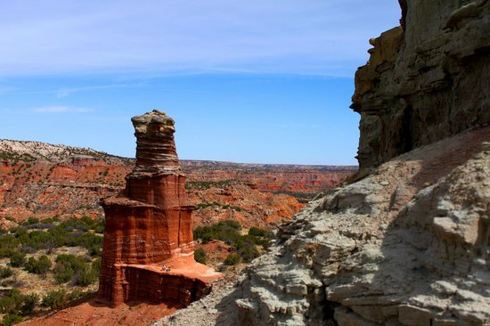 Lighthouse Trail: The view from the top
