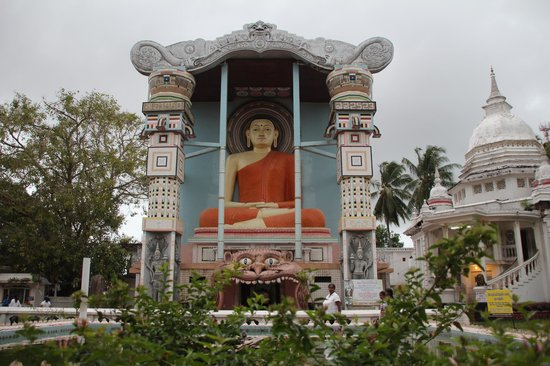 Luxembourg American Cultural Society: Negombo City Tour Sri Lanka with Jeromwin Tours