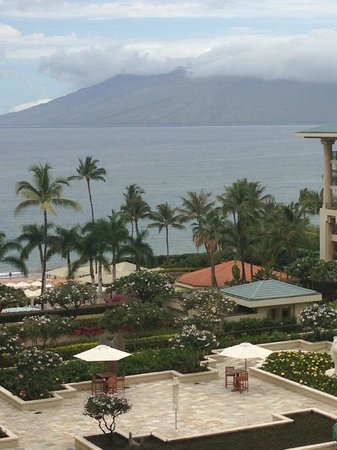 Four Seasons Resort Maui at Wailea: View from the room