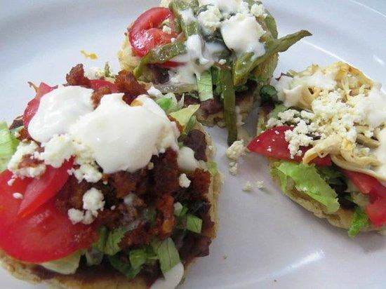 Restaurant Belil: Sopecitos Belil