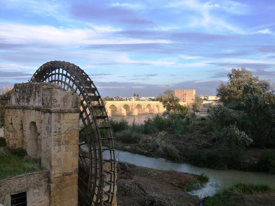 Historic Centre of Cordoba: Pont romain calahorra