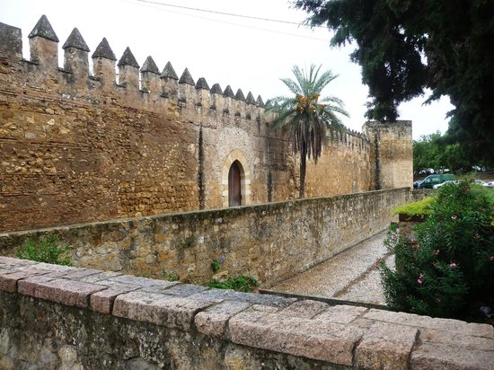 Centro histórico de Córdoba: Murailles