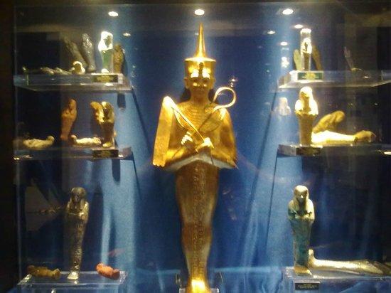 Exposicion Tutankamon
