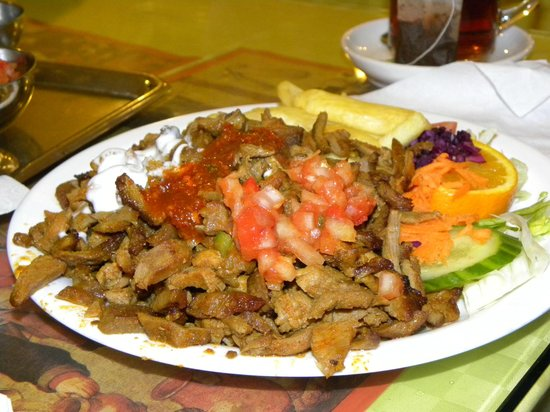 Oriental Grill: Shoarma