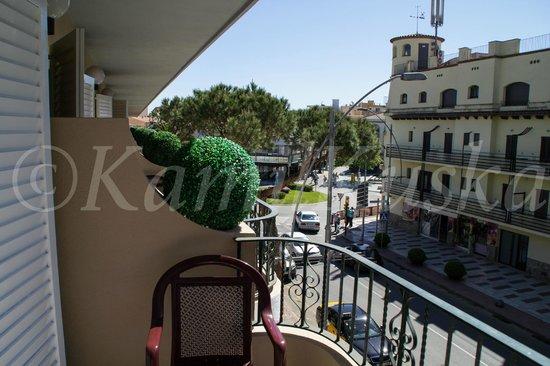 Hotel Spa La Terrassa: Vistas des de la terrassa