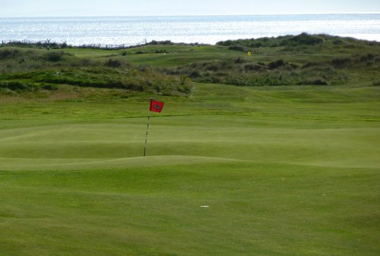 Machrihanish Dunes Golf Club: The Second (formerly 11th). Photo taken summer of 2013