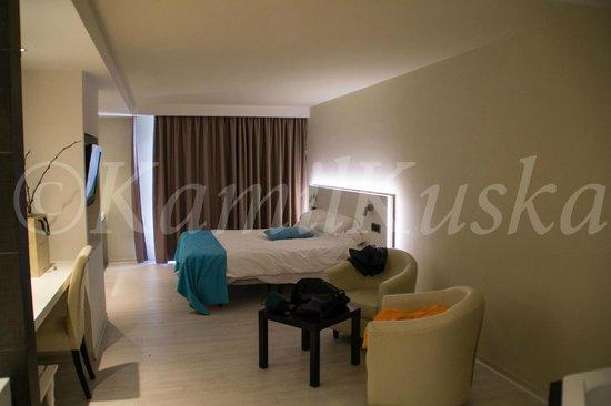 Hotel Spa La Terrassa: Habitación