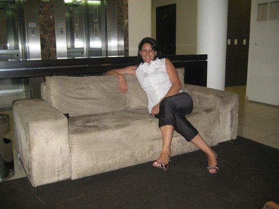 Windsor Plaza Brasília Hotel: sala de espera