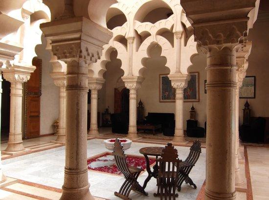 Palais Mehdi : Lobby