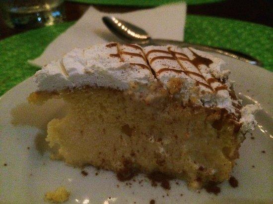 Hacienda Puerta Del Cielo Eco Spa: the tres leches cake was fantastic
