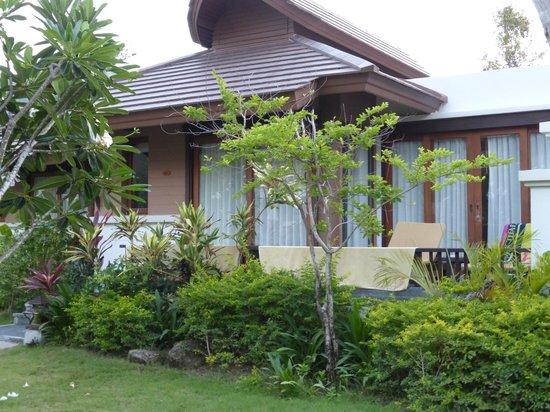 Maehaad Bay Resort: villa individuelle