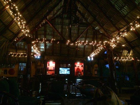 Hacienda Puerta Del Cielo Eco Spa : bar