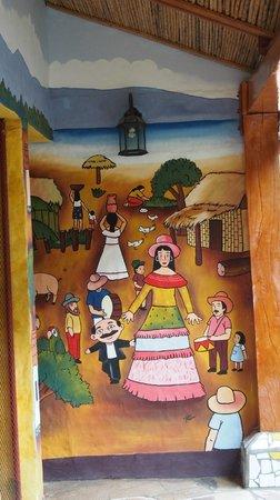 Hacienda Puerta Del Cielo Eco Spa : art