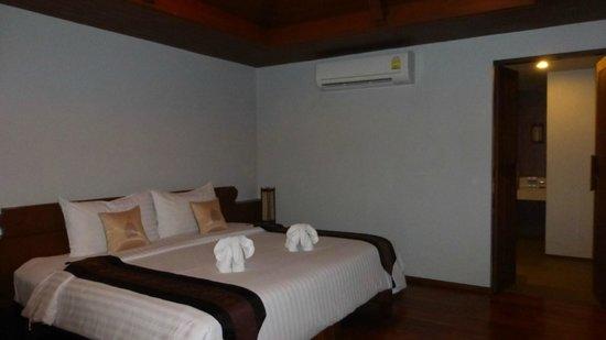 Maehaad Bay Resort: chambre