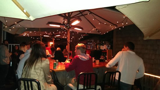 Town Restaurant Tree Bar Offering Hand Crafted Tails