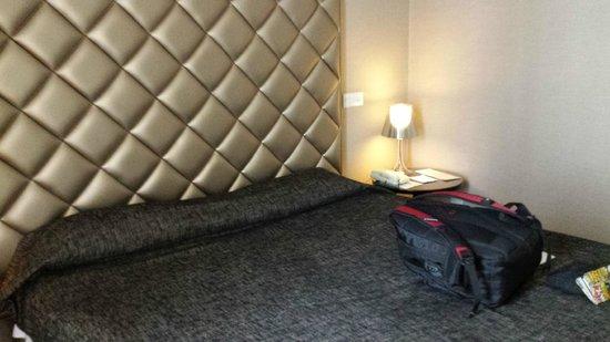 Cleopatra Hotel: Bed