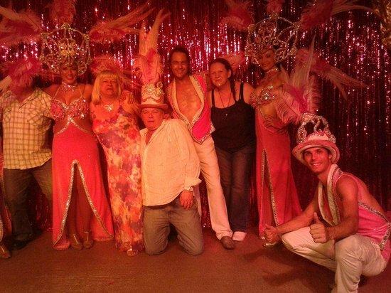 Sparkles Showbar: Sensations & friends
